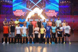 """""""Ninja Warrior Germany"""" geht mit einem Promi-Special zum Spendenmarathon weiter. Hier müssen sich dann diese 23 sportlichen Prominenten im wohl härtesten TV-Parcours der Welt beweisen."""