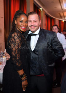 Liz Baffoe, Willi Herren / Dorint Charity Sports Night 2019 im Dorint Hotel in Köln am 8 Dezember 2019